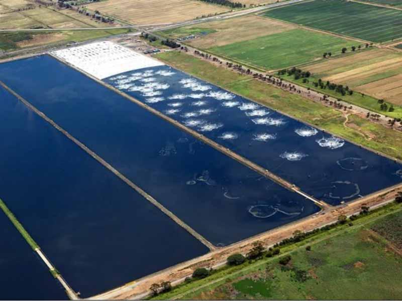 Regional irrigation project