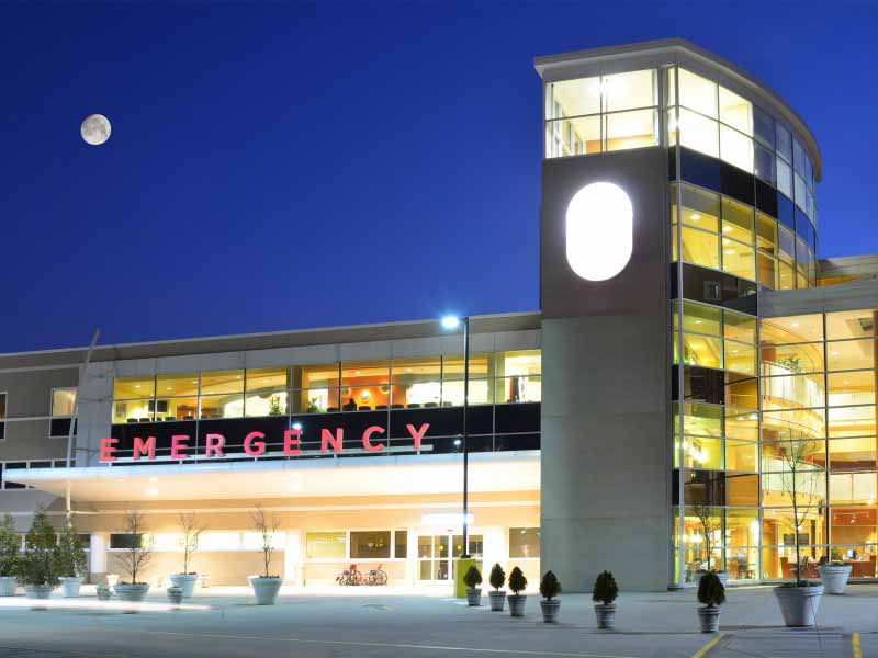 Major tertiary hospital